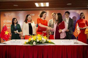 Khởi động dự án xóa bỏ bạo lực đối với phụ nữ và trẻ em ở Việt Nam