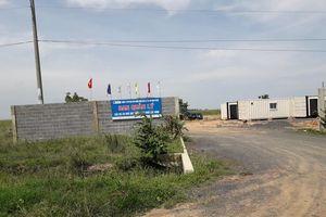 Cận cảnh khu đất làm điện mặt trời Thái Lan muốn mua sát biên giới Campuchia