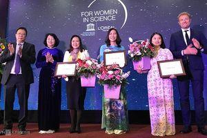 Vinh danh ba nhà khoa học nữ Việt Nam lọt top 100 nhà khoa học châu Á 2020