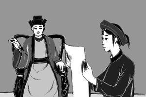 Nữ thi sĩ nổi danh nào dám tự ý thăng đường xử án thay chồng?
