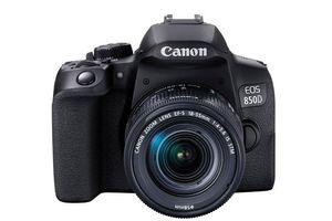 Máy ảnh DSLR EOS 850D đa tính năng, giá hợp lý ra mắt thị trường Việt