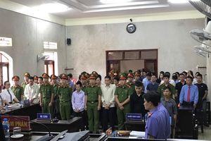Y án tử hình 6 bị cáo vụ bắt cóc, hiếp dâm, sát hại nữ sinh giao gà