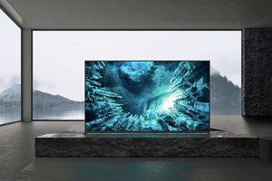 Cơ hội chạm đến chuẩn giải trí MASTER Series với dòng TV Sony Bravia 2020