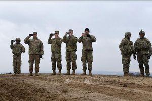 Bộ trưởng Quốc phòng Đức chỉ trích kế hoạch cắt giảm binh sĩ của Mỹ