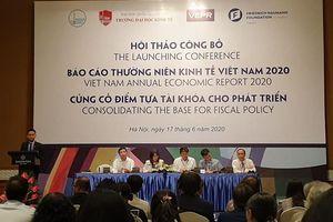 Hội thảo công bố Báo cáo thường niên Kinh tế Việt Nam năm 2020