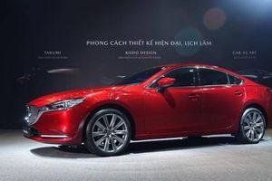 New Mazda6 ra mắt thị trường Việt Nam với thiết kế năng động, hiện đại