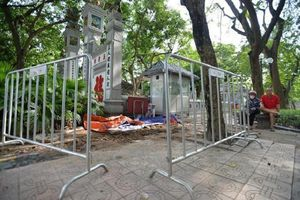 7 ngôi mộ vừa phát hiện gần đền Ngọc Sơn không phải mộ cổ