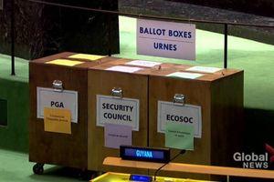 LHQ lần đầu mở cửa bỏ phiếu bầu các cơ quan chủ chốt