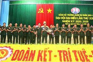 Đảng bộ Trường Quân sự Quân khu 4 tổ chức Đại hội Đại biểu lần thứ XXV