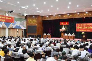 Lịch tiếp xúc cử tri trước Kỳ họp thứ 20 HĐND TPHCM Khóa IX (Đợt 2)