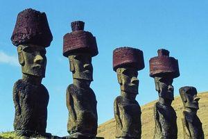 Vì sao gần 900 bức tượng bí ẩn trên đảo Phục sinh không giống nhau?
