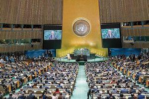 Đại hội đồng LHQ bỏ phiếu kín bầu 5 ủy viên không thường trực nhiệm kỳ 2021-2022