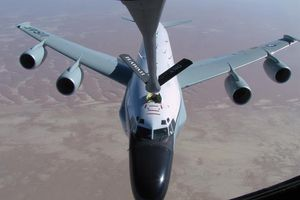 Máy bay do thám Mỹ liên tiếp xuất hiện trên bán đảo Triều Tiên