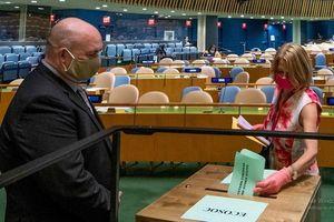 Liên hợp quốc lần đầu mở cửa để bỏ phiếu bầu các cơ quan chủ chốt