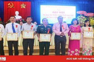 Lực lượng vũ trang Châu Đốc phối hợp giữ vững an ninh biên giới