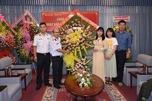 Các cơ quan, đơn vị, DN chúc mừng Báo Bà Rịa - Vũng Tàu nhân Ngày Báo chí Cách mạng Việt Nam