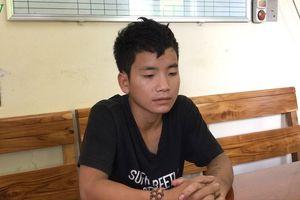 Thanh niên 17 tuổi gây ra hàng loạt vụ trộm xe máy