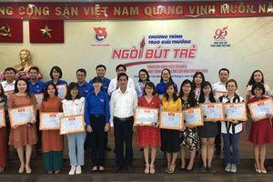 Thành phố Hồ Chí Minh: Trao Giải thưởng ''Ngòi bút trẻ'' năm 2020