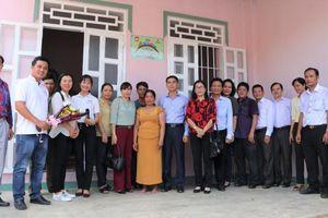 Mái ấm yêu thương đến với người nghèo Bình Thuận