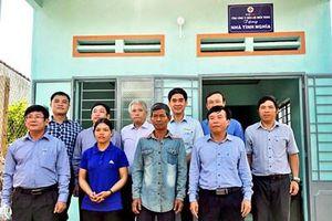 EVNCPC trao tặng nhà tình nghĩa cho các hộ nghèo trên địa bàn tỉnh Gia Lai