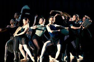 Công diễn tác phẩm múa đặc biệt Ballet Kiều