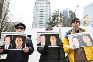 Trung Quốc truy tố hai công dân Canada với tội danh gián điệp