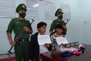 Sơn La bắt quả tang 2 đối tượng mua bán trái phép hơn 5.000 viên ma túy
