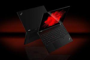 Lenovo nâng cấp cấu hình cho ThinkPad P-series và X1 Extreme mới