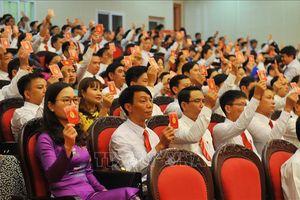 Tỉnh ủy Ninh Bình rút kinh nghiệm từ Đại hội điểm Đảng bộ thành phố Ninh Bình