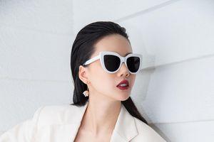 Siêu mẫu Quỳnh Hoa: Tôi không có ý định cặp đại gia hay đi đường tắt để nổi tiếng