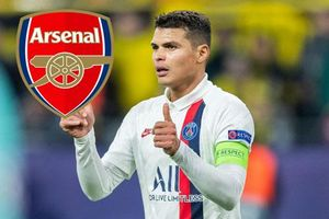 Chuyển nhượng: Sẵn sàng giảm lương, Thiago Silva sắp cập bến Arsenal?