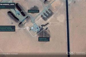 Vệ tinh Mỹ phát hiện oanh tạc cơ Tu-22 tại Syria