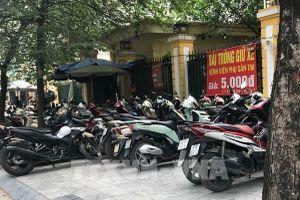 Thiếu điểm đỗ xe ở Hà Nội – Bài 2: Hệ lụy và giải pháp