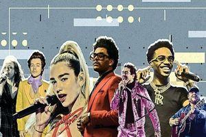 Khi Billboard gọi Big4 Grammys 2021: Thần tượng bạn có tên trong danh sách vàng?