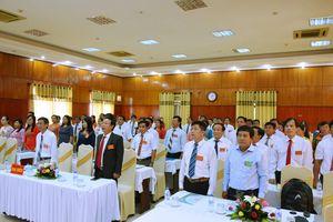 Đại hội Đảng bộ Sở LĐ-TB&XH tỉnh Quảng Ngãi thành công tốt đẹp