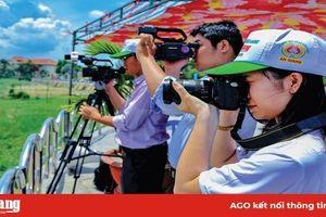 Chào mừng Đại hội Hội Nhà báo Việt Nam tỉnh An Giang, lần thứ VII (2020-2025): Dấu ấn một nhiệm kỳ