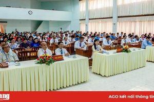 Khai mạc Đại hội Hội Nhà báo tỉnh An Giang nhiệm kỳ 2020-2025