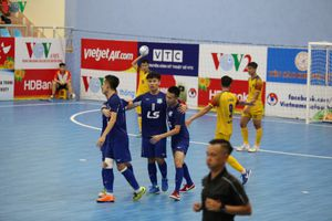 Thái Sơn Bắc lội ngược dòng, giành 3 điểm kịch tính trước Quảng Nam