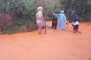 Khu vực vận động viên Dalat Ultra Trail tử vong là suối rất nhỏ