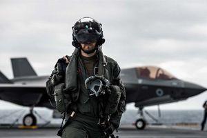 Phi công MiG-35 được trang bị mũ tương tự trên F-35 Mỹ