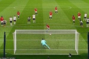 Tottenham hòa Man Utd