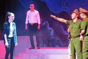 Sôi động hình tượng người chiến sĩ công an nhân dân trên sân khấu Thủ đô