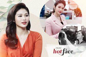 BTV Minh Trang thời sự 19h: Bị stress tôi từng xin nghỉ VTV