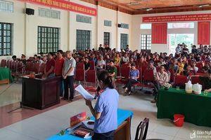 Tuyên 16 năm tù nhóm thanh niên Quỳnh Lưu phạm tội liên quan ma túy