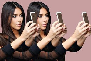3 bí kíp đưa Kim Kardashian thành 'chuyên gia' selfie, bất ngờ nhất là lí do số 3