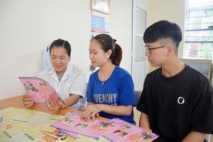 Chăm sóc sức khỏe sinh sản vị thành niên, thanh niên: Nhiều hoạt động thiết thực