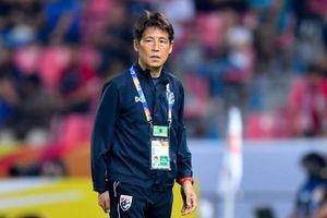 HLV Nishino chưa được nhập cảnh để huấn luyện tuyển Thái Lan
