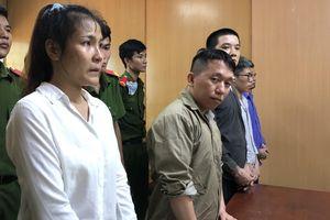 Tử hình nam thanh niên cùng vợ hờ đổi lời khai mua bán ma túy