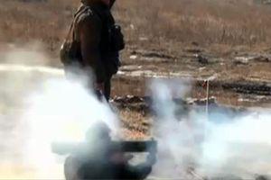 SAA phát hiện vũ khí khủng khiếp Nga trong kho phiến quân