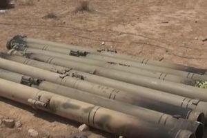 Tên lửa đánh chặn của Pantsir-S1 rơi vào tay Israel